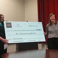 Uber donates $10,000 to the Women's Center and Shelter of Greater Pittsburgh