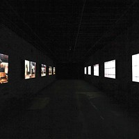 "Ezra Masch's video installation ""Stations"""
