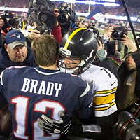 One last look: A slideshow of the Pittsburgh Steelers AFC Championship loss to the New England Patriots