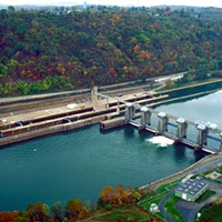 Charleroi Lock and Dam