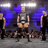 Professional wrestler Adam Cole on Ring of Honor's return to Pittsburgh with Steel City Excellence