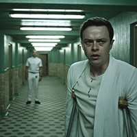 Lockhart (Dane DeHaan) is spooked.