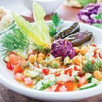 Eighteen Café, in Squirrel Hill, offers a unique menu of memorable kosher food