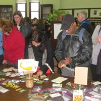 "Carnegie Library of Pittsburgh hosts ""A Celebration of Seeds"" on Saturday"