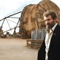 Logan (Hugh Jackman) is getting older.