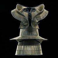 Regarding the fantastical fashions of Iris van Herpen