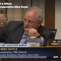 U.S. Rep. Mike Doyle defends the Affordable Care Act in two Congressional committees