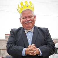 In 2014, Rick Sebak was named City Paper's Best Media Personality