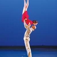 Point Park Company's annual showcase honors veteran dance professor Doug Bentz