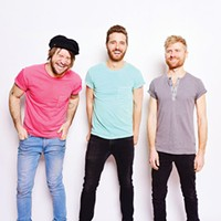 Jukebox the Ghost: Jesse Kristin, Ben Thornewill and Tommy Siegel
