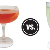<i>Pittsburgh City Paper</i> Booze Battles: Poros vs. Nine on Nine