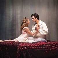 Pittsburgh Ballet presents the North American premiere of a renowned choreographer's <i>Romeo &amp; Juliet</i>