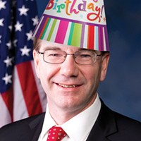 It's U.S. Rep. Keith Rothfus' birthday, so send him some social-media love