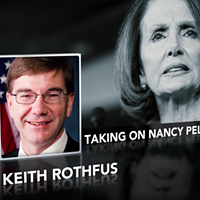 U.S. Rep. Keith Rothfus seems to be increasing his support for President Donald Trump, but why? (2)