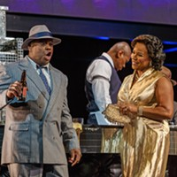 Final Weekend for World-Premiere Run of Josh Gibson Opera