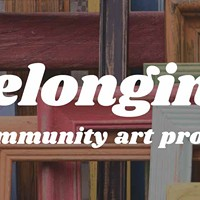 Last chance to vote for artwork in the Sprout Fund's 'Belonging' community art project