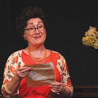 <i>Tea for Three</i> at South Park Theatre