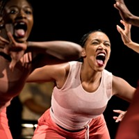 <i>ABBEY: In The Red</i> at the August Wilson Center
