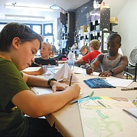 ToonSeum adding classes for youths