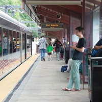Will undocumented immigrants riding Pittsburgh light-rail face deportation for failing to pay their fare?