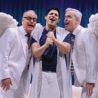 <i>An Act of God</i> at Pittsburgh Public Theater