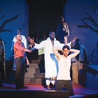 <i>A Gathering of Sons</i> at Pittsburgh Festival Opera