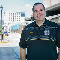 McKeesport Mayor Mike Cherepko