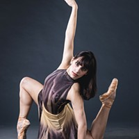 Live music highlights Texture Contemporary Ballet's seventh season-opener