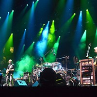 Phish returns to Pittsburgh with a laid-back show at Petersen Events Center