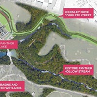 Petition started for green infrastructure sewage project in Greenfield