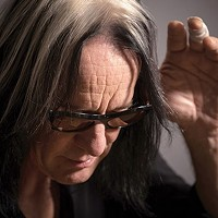 Todd Rundgren has spent 40 years on the path less travelled and has no intention of taking a detour now
