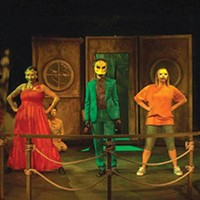 "Final weekend for ""Mr. Burns — a post-electric play"""