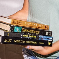Students are finding ways to reduce textbook costs