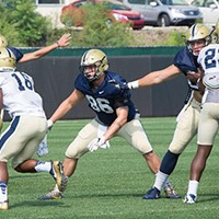 Young Pitt Panthers looking for more than just another average season