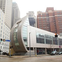 The August Wilson Center, named after the Pulitzer Prize-winning playwright