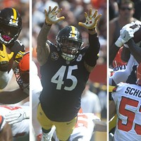 Pittsburgh Steelers open season with 21-18 win over Cleveland Browns