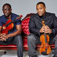 Black Violin performs at the Byham on Fri., Oct. 13