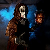 """<br>Hundred Acres Manor has been named """"Pittsburgh's Best Haunted House"""" by HauntWorld Magazine and features SIX mind-bending attractions, spanning almost 1 mile long. Hundred Acres Manor is your go to Halloween destination this fall. Hundred Acres Manor features a brand new """"London"""" attraction for 2017. Visit <a href=""""http://www.ScarePittsburgh.com"""" target=""""_blank"""">ScarePittsburgh.com</a>"""
