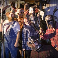 """<br>Haunted Hillside is back for 2017. Entirely outdoors and over a mile long. Come visit our killbillies along with the rest of the enchanted creatures that roam our hills. Ranked 4th best haunted attraction in Pennsylvania and among the top 20 in the country for the past 2 years. <a href=""""http://www.hauntedhillside.com"""" target=""""_blank"""">www.hauntedhillside.com</a>"""