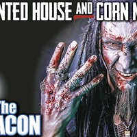 "<br>15+ ACRE Haunted Corn Maze and House for only $15.00 per person. The Haunting begins Fridays and Saturdays at Dusk. The last wagon leaves @ 10pm or until all victims have ridden!  Sunday's ""No Scare"" Family Days: 1:00-4:00  $8.00 per person. This includes Hay rides, Corn Maze, Scavenger Hunt, Pony Rides, and a Petting Zoo. TEXT 91944 for Spooky specials. Open Every Weekend thru October 31!"