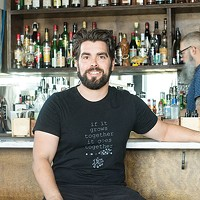 Bar Marco co-owner Justin Steel