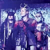 Matt Taven and The Kingdom
