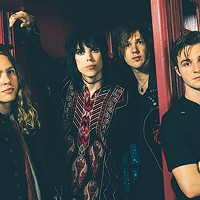 Critics' Pick: The Struts at Mr. Smalls