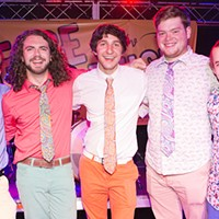 Chase and the Barons win inaugural Face the Music Battle of the Bands sponsored by Pittsburgh City Paper and Drusky Entertainment