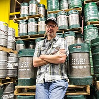 East End Brewing Company's Scott Smith