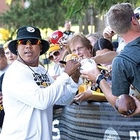 From wide receiver to restaurateur: Hines Ward