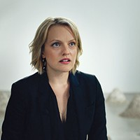 Elisabeth Moss, in <i>The Square </i>
