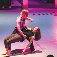 Attack Theatre tackles the poetry of local character Jimmy Cvetic