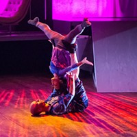 "Attack Theatre's ""In Defense of Gravity"""