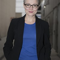 Pittsburgh Public Theater's new artistic director, Marya Sea Kaminski